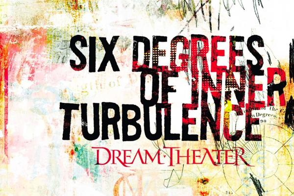 Six Degrees of Inner Turbulence by LupusUnleashed